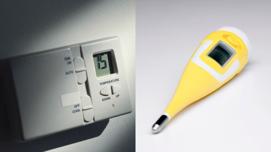 Thermostat or Thermometer