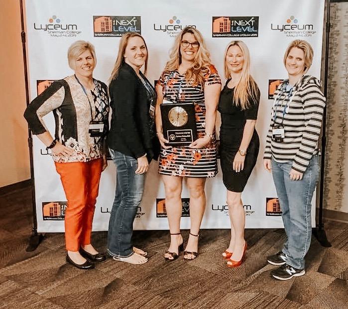 BCLuceum 2019 Award