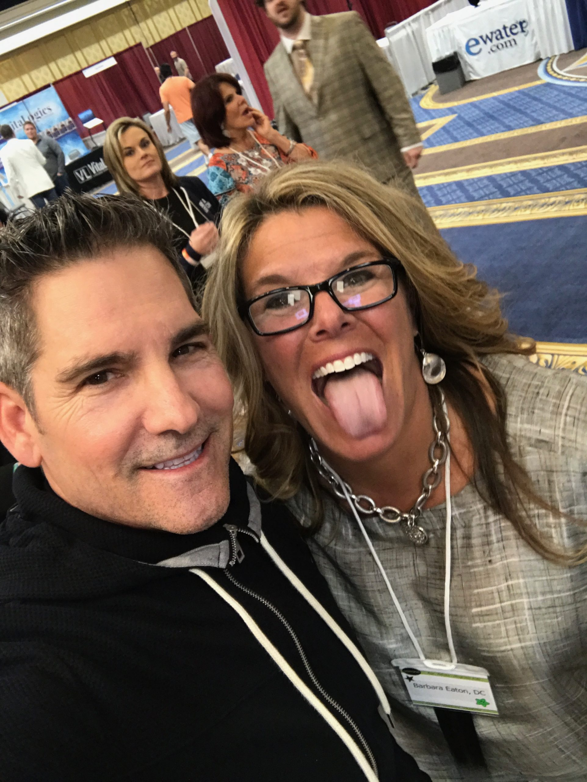 #BOBA Boss Grant Cardone and I