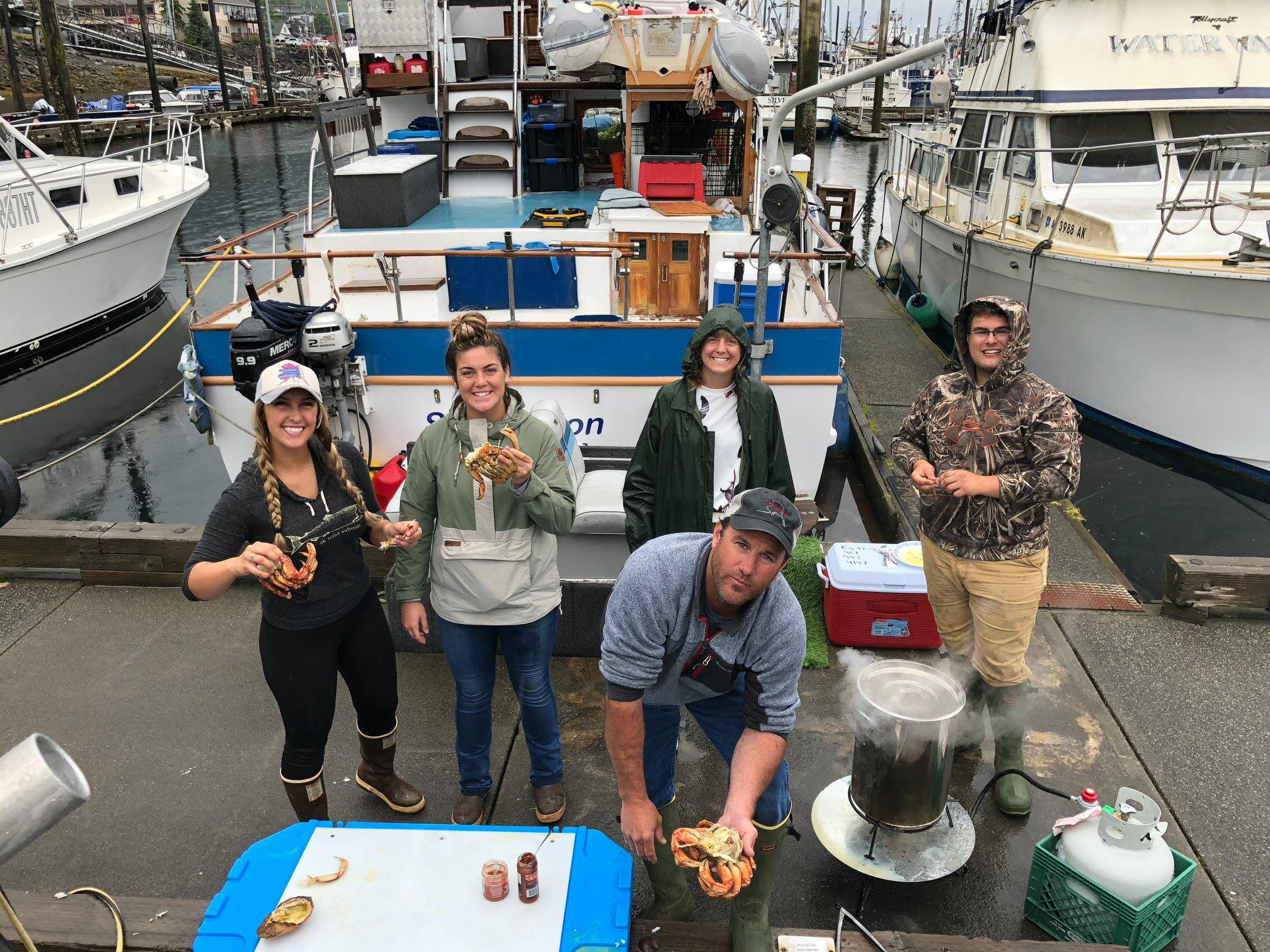 Family Fishing Trip in Ketchikan, AK